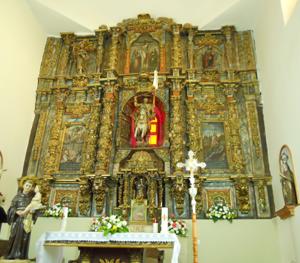 Villadangos del Paramo Altar