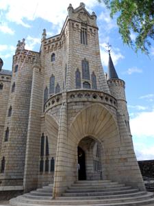 Palacio del Obispo in Astorga
