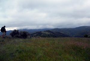Scenery to OCebreiro