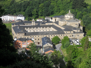 Monasterio de Samos