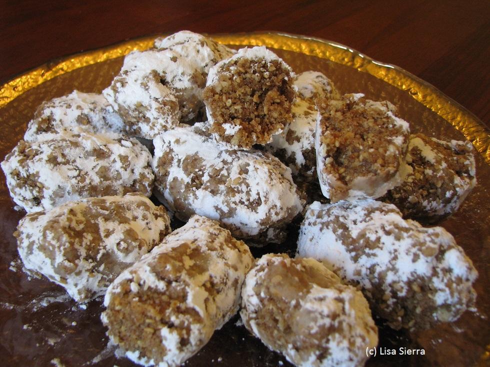 Alfajores de Medina Sidonia, Spanish Christmas Treats